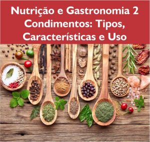 Nutrição e gastronomia 2
