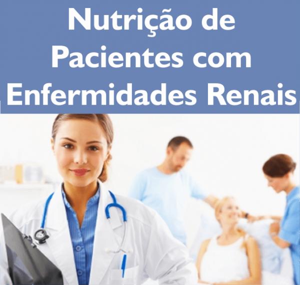 Nutrição de paciêntes com enfermidades renais