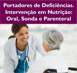 Portadores de deficiencia interevencao em nutricao